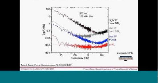 Nanopores-Electronic Tools for Single-Molecule Biophysics and Bio-Nanotechnologies
